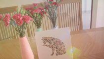 DIY - LET'S GO - Tranh Mèo Từ Bìa Mô Hình