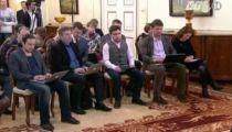 Tổng Thống Putin Họp Báo Về Tình Hình Ukraine -