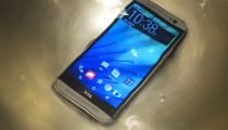All New HTC One (M8) Water Test - Water Resist -