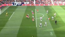 Juan Mata ghi bàn cho M,U -