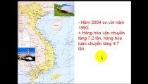 Môn Địa Lý - Zuni.vn - Địa Lý Các Ngành KT: Một Số Vấn Đề PT Và Phân Bố Dịch Vụ - GTVT Và Thông Tin Liên Lạc
