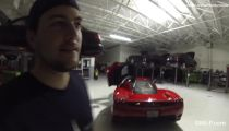Garage siêu xe trị giá 8,5 triệu USD -