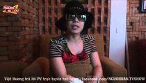 Việt Hương Gửi Ngàn Nụ Hôn Đến Khán Giả Của Người Bí Ẩn -
