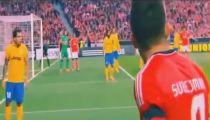 Benfica 2-1 Juve (Bán Kết Lượt Đi Europa League) -