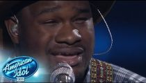 C.J. Harris: Rush Week - AMERICAN IDOL SEASON XIII -