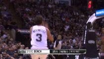BK NBA 2014 miền Tây (G1): Spurs 116-92 Blazers -