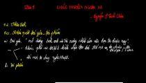 Zuni.vn - Chiếc Thuyền Ngoài Xa - Kiến Thức Trọng Tâm -
