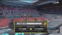 TK Madrid Masters 2014: Nadal 2-0 Berdych -