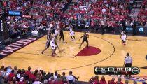BK NBA 2014 miền Tây (G4): Blazers 103-92 Spurs -