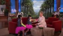 Zony and Yony on The Ellen Show Full Interview May 8, 2014 -