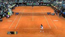 Tứ kết Rome Masters 2014: Djokovic 2-1 Ferrer -