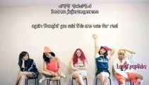F(x) - No more (여우 같은 내 친구) [English subs + Romanization + Hangul] HD -