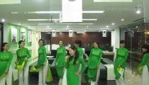 [Flashmob] VIETCOMBANK HCM 2014 (Official) -