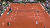 Vòng 4 Roland Garros 2014: Nadal 3-0 Lajovic -