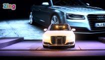 Thủy Tiên, Linh Nga làm nóng màn ra mắt Audi A8L -
