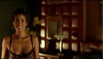 Halle Berry Caught Stripping off for the camera! -