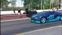 Bugatti Veyron đọ sức siêu xe mui trần Veyron Grand Sport Vitesse -