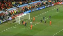 TBN nhọc nhằn hạ Hà Lan trong trận chung kết World Cup 2010 -