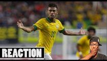 Neymar Goal - Brazil vs Croatia 3-1 - June 12, 2014 - FIFA World Cup 2014 {REACTION} -
