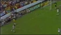 Zico - Brazil v New Zealand (1982) -