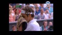 Tứ kết Wimbledon 2014: Federer 3-1 Wawrinka -