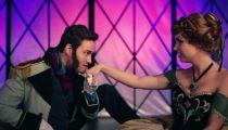 Love Is an Open Door -Traci Hines & Brendan Bradley (OFFICIAL VIDEO) -