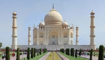 India - Taj Mahal (HD) - Incredible India -