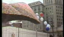 Cleveland, Ohio Balloon Launch - 1.5 Million Balloons! - 1986 -