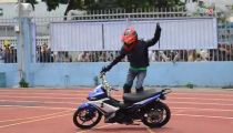 Biểu diễn Yamaha Exciter và FZ150i tại Sài Gòn -