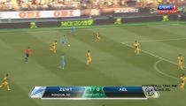 Zenit 3 - 0 AEL Limassol -