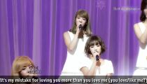 SNSD - Mistake (Oct 31, 2010)(English Subbed / Audio Remastered). -