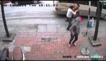 Quá trình đánh hành khách của nhà xe Quảng Ninh tại Uông Bí -