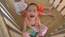 Trẻ Em từ chùa Bồ Đề về nơi ở mới -