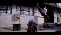 Drunken Tai Chi Fight Scene -