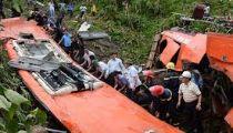 Khởi tố hình sự tai nạn lật xe ở Lào Cai -