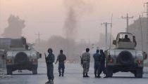 Taliban khủng bố tòa nhà chính quyền Afghanistan -