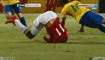Highlight: Brazil 1-0 Colombia -