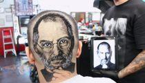 Steve Jobs Haircut -