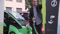 Toyota i-ROAD | Cité lib by Ha:mo launched in Grenoble, France -