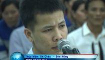 Clip: Xét xử vụ hỗn chiến trong quán nhậu ở Cam Lâm -