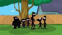 Tập 12 - Biệt đội Ninja -