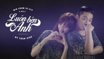 MIN from ST.319 - LUÔN BÊN ANH (BY YOUR SIDE) (ft Mr. A) Lyric Video -