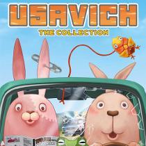 Usavich – Season 2: Tẩu Thoát Là Thượng Sách