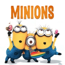 Minions : Despicable Me 2 - Evil Minion Wants Banana