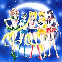 Thủy thủ mặt trăng-Sailor Moon Classic