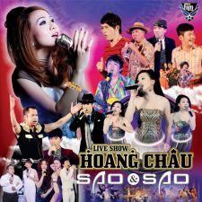 Liveshow Hoàng Châu 2013
