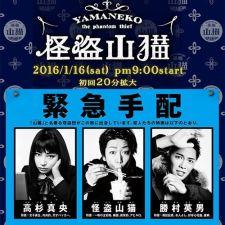 Siêu Trộm Yamaneko