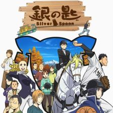 Silver Spoon – Gin no Saji – Season 2