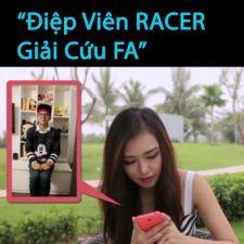 Điệp Viên RACER – Giải Cứu FA