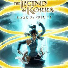 Truyền Thuyết Về Korra - Quyển 2: Thần Linh
